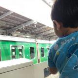 電車にひたすら乗る休日