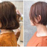 膨らむくせ毛をショートヘアにするには中途半端な長さにしないこと!