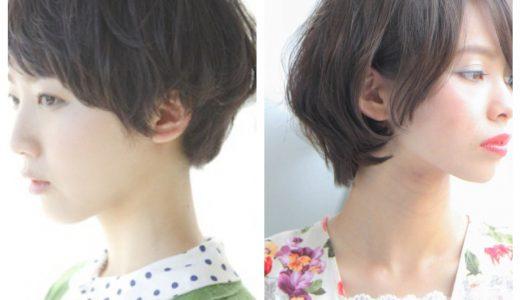 【日本人に最適】ショートヘアの後頭部をふんわりさせる理由