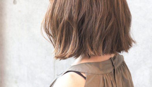 みんな自分の髪の気になる部分があるので、大切なのはいかすかどうか。
