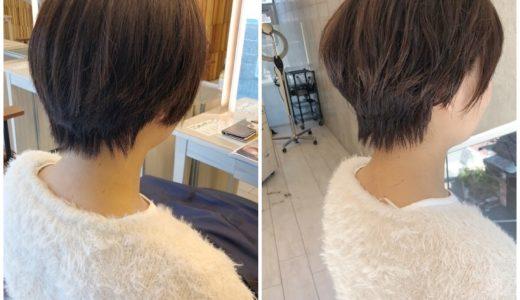 硬い直毛を柔らかいショートヘアにするためにパーマが不可欠な理由!