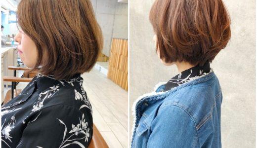 【膨らむ原因は4つ】それらを解決すればできない髪質でもショートヘアにできる!