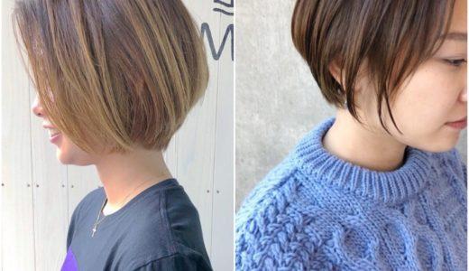 ショートヘア初心者さんがこめかみの髪を長く残すべき理由