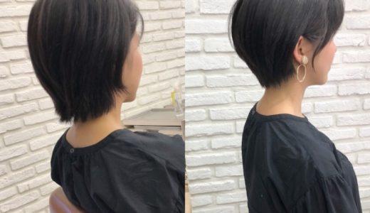 なぜショートヘアは2ヶ月に一度カットするべきなのか。